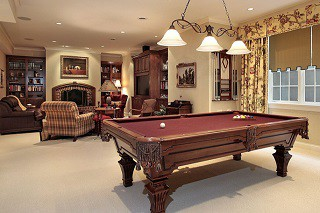 pool table installations in aurora content