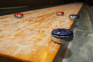 SOLO® Shuffleboard Movers Aurora, Illinois.